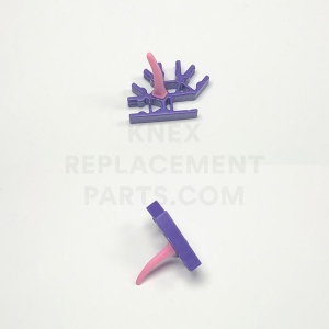 Pink Decoration For Connectors