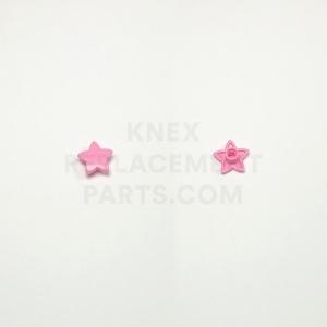 Pink Star Clip