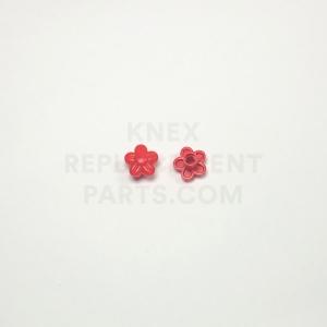 Red Flower Clip