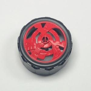 Red Hard Wheel – 60mm