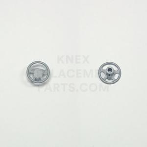 Steering Wheel – Small Silver