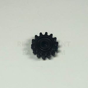 Small Black Snap-on Gear