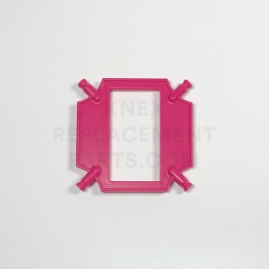 Small Pink Frame Panel