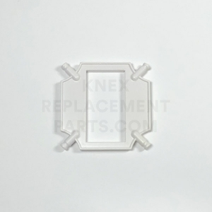 Small White Frame Panel