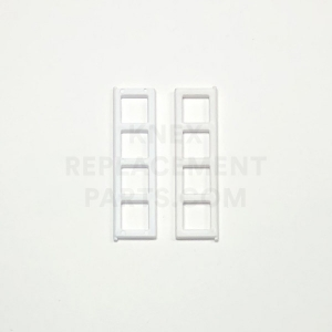 White Window Panes Large