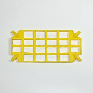 Yellow Grate Flexi-Panel