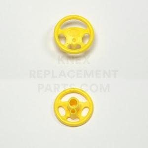 Steering Wheel – Large Yellow